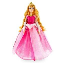 Disney Parks Aurora Doll Diamond Castle Collection Limited Edition - NEW $129.99