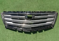 Factory 2017 2018 2019 Cadillac XT5 GRILLE 84107964 New Takeoff Genuine GM OEM