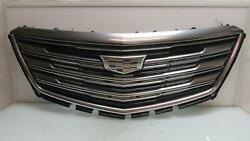 CADILLAC XT5 UPPER GRILLE 84107964 GRILL OEM 17 18 19 2017 2018 2019