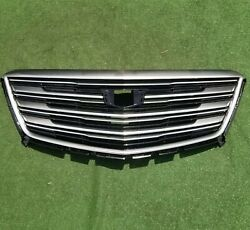 Factory Cadillac XT5 GRILLE 84107964 2017 2018 2019 Excellent Genuine GM OEM
