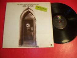 JIM CROCE 1972 LP YOU DON'T MESS AROUND WITH JIM ON VINTAGE VINYL!