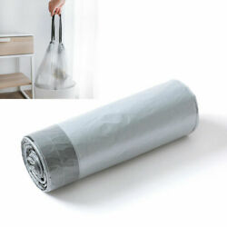 30PCS Rope Garbage Bags Household Portable Thickening Bin Organizer for Kitchen