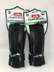 PAIR DONNELLY X'Plor MSO 700x36C Folding Clincher Gravel CX Tires NEW IN PACKAGE $67.99