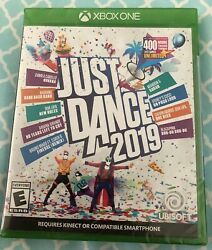 Ubisoft Just Dance 2019 - Standard Edition (Xbox One 2018) Brand New And Aeales