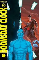Doomsday Clock #12 of 12 DC #x27;B#x27; Cover variant Ships 12 18 FREE Shipping $34.95