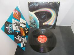 Vinyl Record Album RAINBOW DOWN TO EARTH (219)7