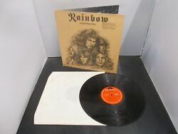 Vinyl Record Album RAINBOW LONG LIVE ROCK N ROLL Ltd Edit (220)59