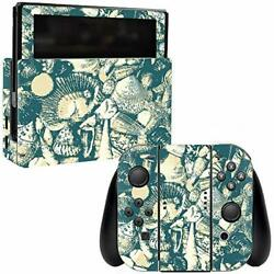 MightySkins Skin Compatible with Nintendo Switch – Tan Seashells  Protective