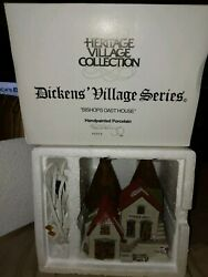 Dept 56 Heritage Village Dickens Bishop Oast House Christmas  MINT CONDITION