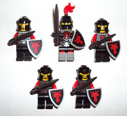 LEGO Castle lot of 5 Dragon Knights BRAND NEW!!!