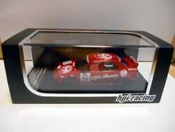 Made By Hpi Alfa Romeo 155 Ts Silverstone 1994 Btcc Limited Edition Series