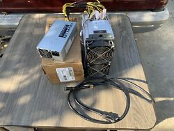 Bitmain Antminer Z11 Equihash Miner with PSU