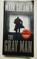 The Gray Man by Mark Greaney Paperback: The First Gray Man Novel