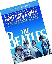 Eight Days a Week: The Touring Years [Deluxe Edition] by The Beatles (Blu-ray...
