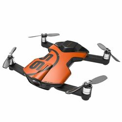 Wingsland S6 Pocket RC Quadcopter FPV Selfie Drone 4K HD Camera $149.99