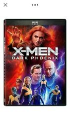 x-men dark phoenix dvd 2019 Free Shipping. $7.75
