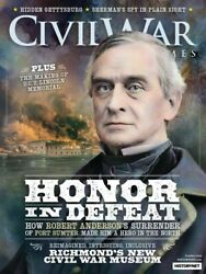Civil War Times October 2019 Honor In Defeat