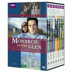 Monarch of the Glen: The Complete Collection (2010 18-Disc Set)  *BRAND NEW*