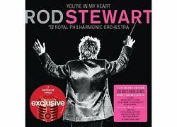 Rod Stewart - You're In My Heart: Royal Philharmonic Orchestra Target Exclusive