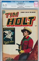 Tim Holt#11 1st App. and Origin of Ghost Rider VERY RARE MAKE ME A OFFER