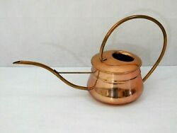 IMAX Old World Copper Watering Can - Hand Crafted in Turkey