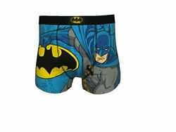 Men#x27;s Gent#x27;s Batman Boxer Shorts Twin Pack Novelty Pack Of 2 Gift for Him GBP 10.99