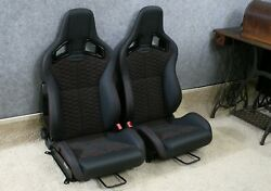 RECARO Sportster Audi TTRS Seats - the Pair