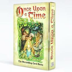 Once Upon A Time 3rd Edition Group Fantasy Strategy Atlas Games