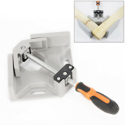 90° Right Angle Corner Clamp Vice Wood Metal Welding Tool Woodworking US Ship
