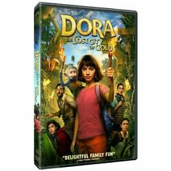 DORA AND THE LOST CITY OF GOLD NEW DVD (PRE-ORDER SHIPS 11-19-19)