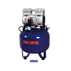 Dental Air Compressor Oil Free Silent One Drive Two 32L GM 2EW 220V EM $598.99
