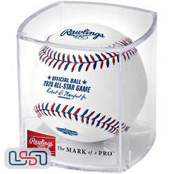 2020 All Star Game Official MLB Rawlings Baseball Los Angeles Dodgers Cubed $25.88