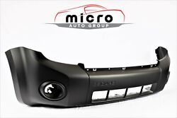 08 09 10 11 12 FORD ESCAPE FRONT BUMPER COVER GENUINE OEM PRIMED 8L8Z17D957CPTM $279.00