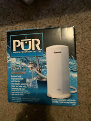 PUR PLUS CT 5000L COUNTERTOP FILTER SYSTEM NO FILTER INLCUDED SEE PICTURES $28.49