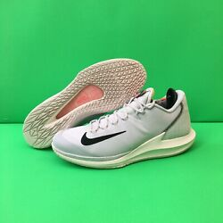 Nike Court Air Zoom QS Pure Platinum Size 12 Tennis Shoes Sneakers AR6531 001 $100.00