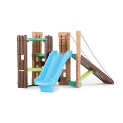 Kids Little Tikes Climber Playground Outdoor Backyard Slide Jungle Gym Play Toy