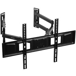 Full Motion Articulating Corner Wall TV Mount Bracket for 37quot; to 70quot; Flat Screen $59.99