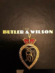 VINTAGE BUTLER AND WILSON FOB