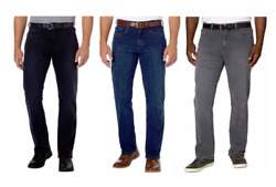Urban Star Men#x27;s Straight Leg 5 Pocket Relaxed Fit Jeans PREOWNED $21.81