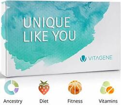 Complete DNA Test Kit by Vitagene Ancestry Plus Health Personal Genetic Reports $18.00