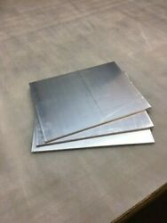 14 in Aluminum Plate 8 in x 12 in 6061-T6 new mill finish plate (pack of 3)