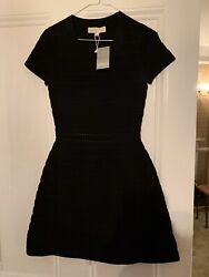 Womans Michael Kors Little Black Dress XS In Brand New Condition GBP 60.00