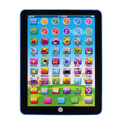 Educational Toys For 1-6 Year Olds Toddlers Baby Kids Boy Girl Learning Tablet $9.98