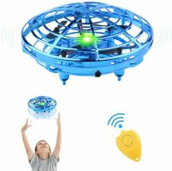 USB Charging Flying Drone Kids Hand Motion Control UFO Ball Flying Aircraft Toy $19.99