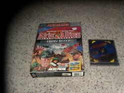 Axis & Allies Iron Blitz - New and Sealed in Jewel case with opened box $375.99
