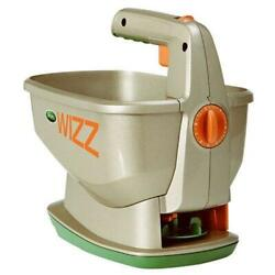 Scotts Wizz Hand Held Spreader with EdgeGuard Technology Apply Grass Seed... $24.69