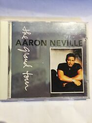Aaron Neville - The Grand Tour (CD Apr-1993 A&M (USA) - Free S&H $5.75