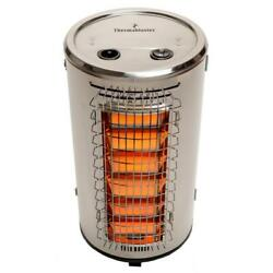 Thermablaster Gas Patio Heater 32000 BTU Sturdy Stainless Steel Outdoor Heating $229.99