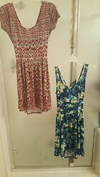 pair of 2 sundresses size small $8.80