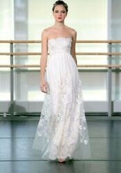 Claire Pettibone Wedding dress Demetra style Size 16 amazing condition lace